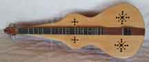 "Hollow-Neck ""Hawaiian"" Dulcimer"